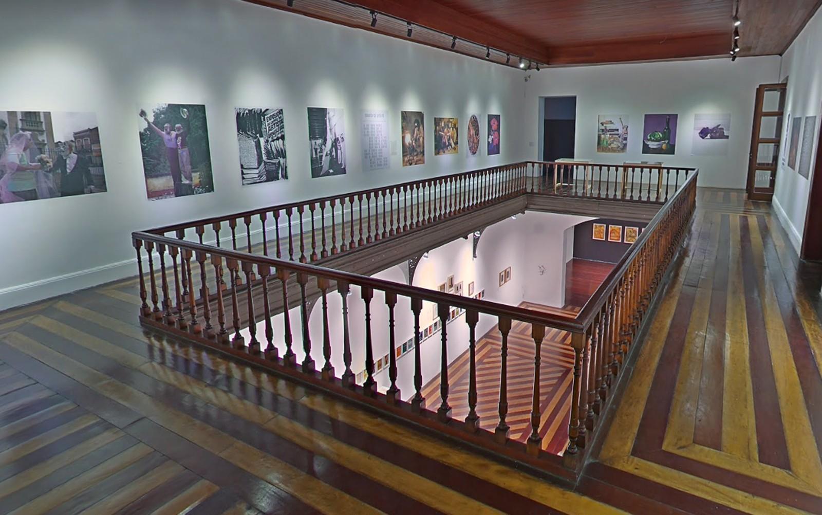 Museu de Arte Moderna Aloísio Magalhães ganha tour virtual em 360 graus